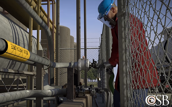 USCSB Chemical Connection Delivery
