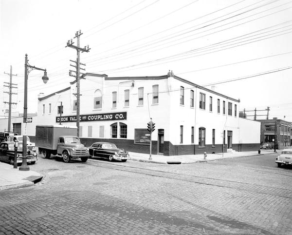 Dixon_warehouse & shipping in philadelphia
