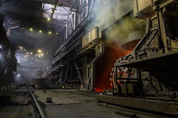 metallurgical-plant