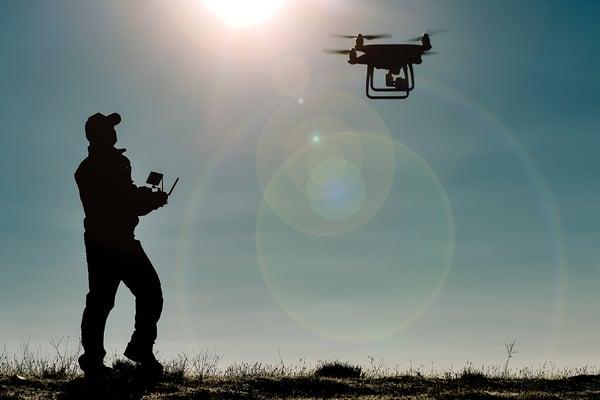 Drone-flight-test-training
