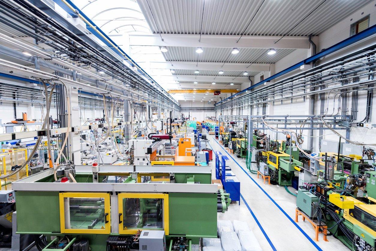 plastic-production-line