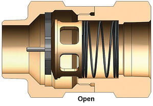 Dixon-safety-check-valve-open