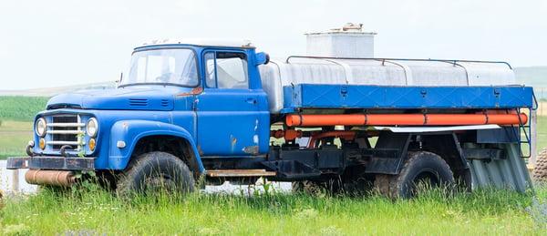 Vintage-dairy-truck
