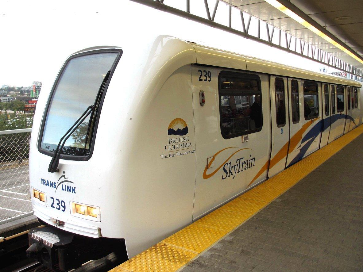 Skytrain-driverless-public-transport-system-Vancouver