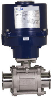electric-actuated-valve