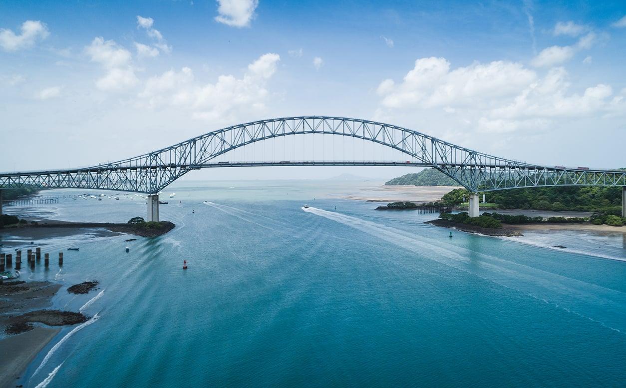 Las-America-tied-arch-bridge